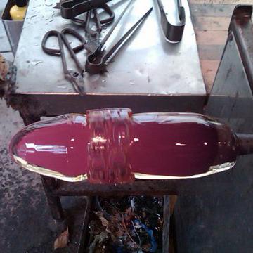 Designed by Devora | Glassblowing Process